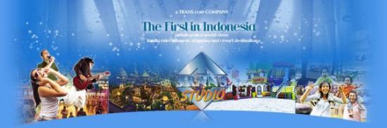 Makassar, Indonesia: Trans Studio