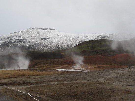 Iceland Horizon: Reykjavik, Iceland