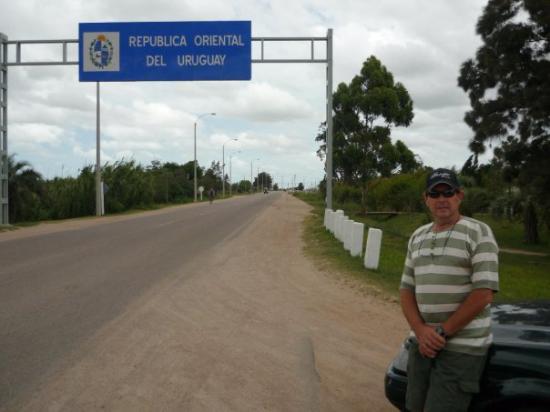 Chuy, Uruguay: Fronteira Brasil/Uruguay
