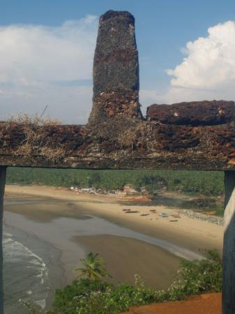 Gokarna, Hindistan: Frm the mountain