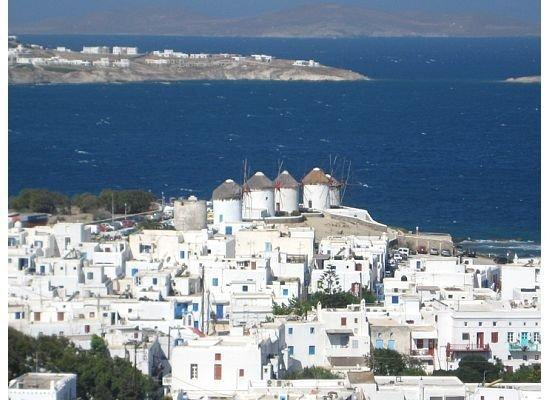 Mykonos Town Picture