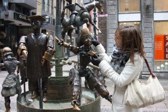 Aachen, Germany: City of weird dolls