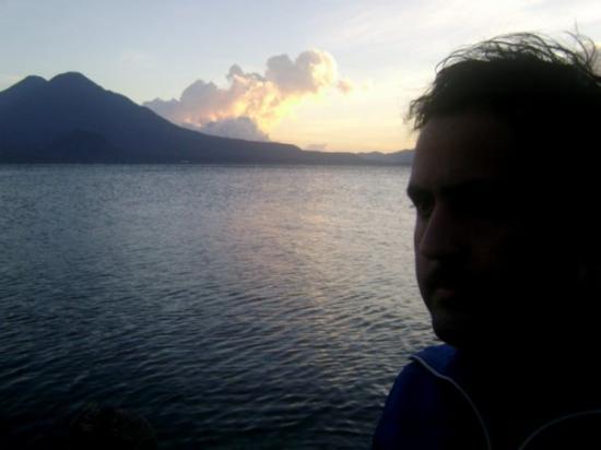 Santiago Atitlan-bild