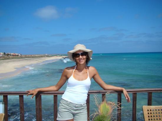 Santa María, Cabo Verde: Porto Antigo