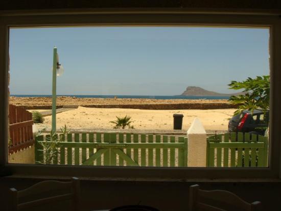 Santa Maria, Cap Vert : Que vista!
