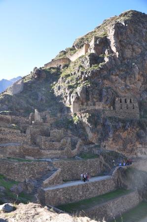 Foto Ollantaytambo