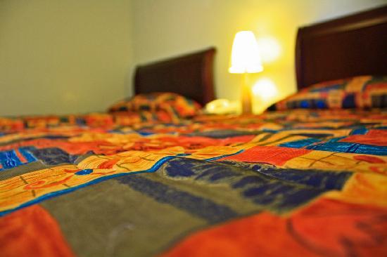 Hotel Hacienda del Mar: sheets
