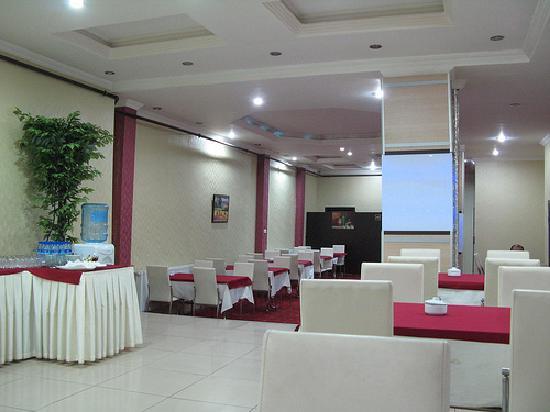 Ankara Madi Hotel : Dining Area