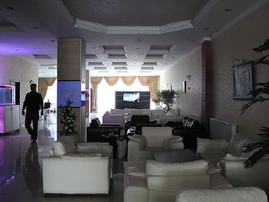Ankara Madi Hotel : Lobby