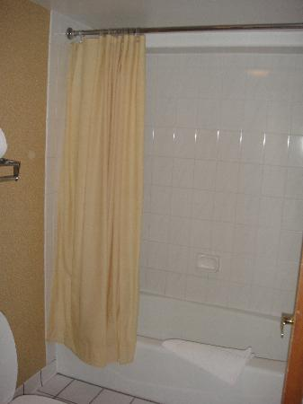 Boulevard Inn: bathroom