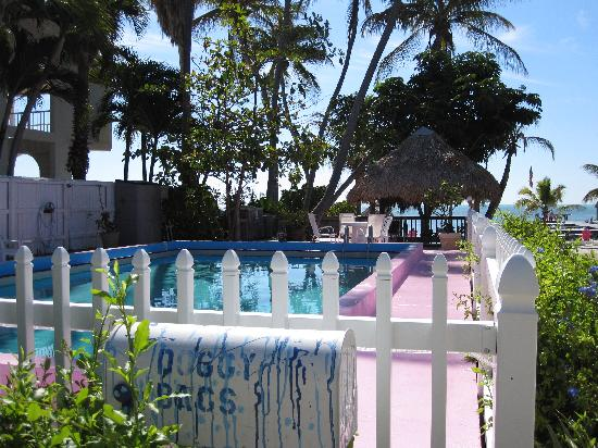 Sands of Islamorada Hotel: Pool & Hot Tub