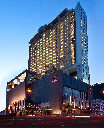 Sheraton Nha Trang Hotel and Spa: Hotel Exterior