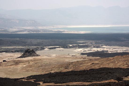 Djibouti, Yibuti: Lac Assal