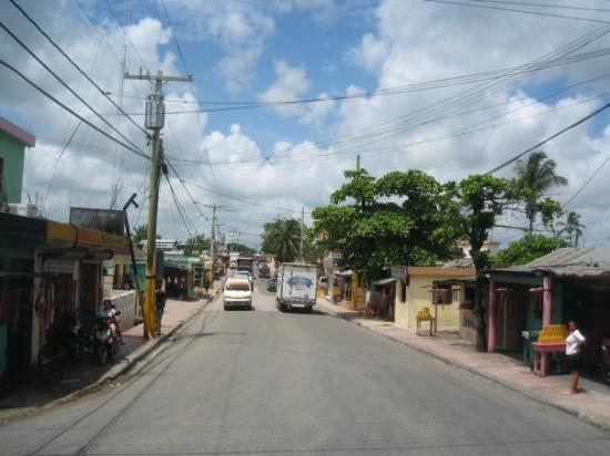 Higuey, Den Dominikanske Republik: A typical small town