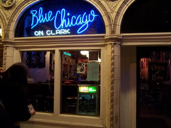 ‪Blue Chicago‬