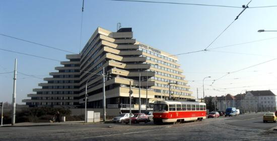 Orea Hotel Pyramida-bild