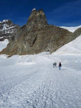 กรินเดลวัลด์, สวิตเซอร์แลนด์: Glacier walk