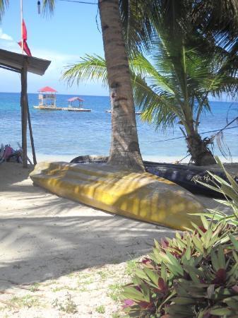 Jasmin Beach Resort: At Jasmin Beach.
