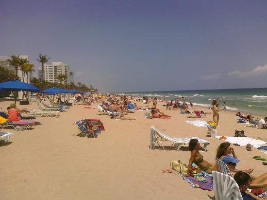 Bilde fra Fort Lauderdale Beach