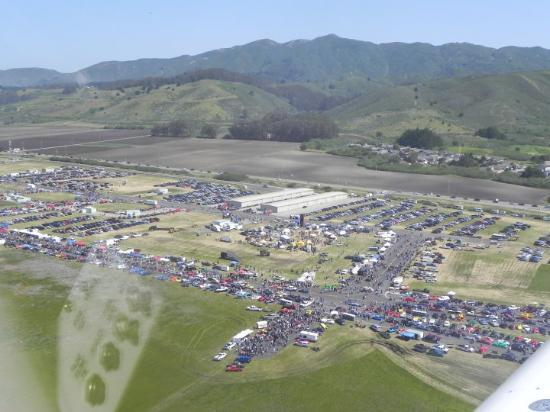 Air And Car Show Picture Of Half Moon Bay California TripAdvisor - Half moon bay car show