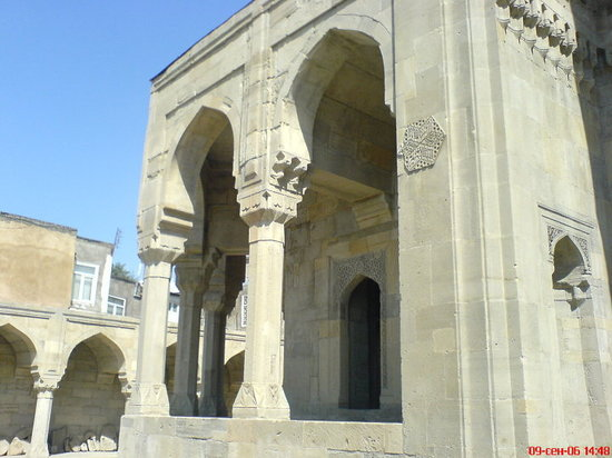Palace of the Shirvanshahs