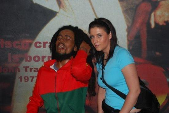 Wax Museum New York Bob Marley 71