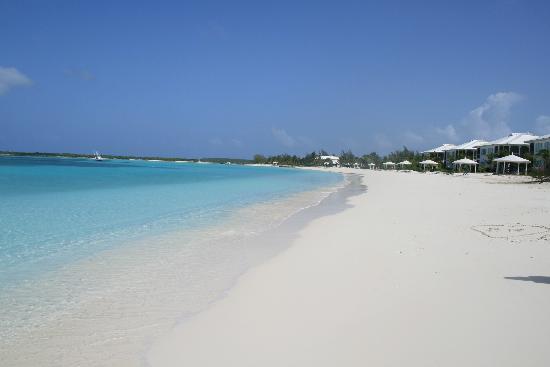 Cape Santa Maria Beach Resort & Villas: Spiaggia