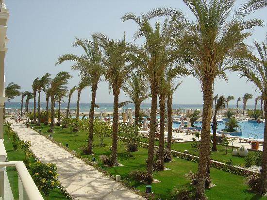 Premier Le Reve Hotel & Spa (Adults Only) : Seaview from balcony