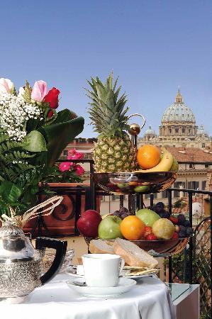 Hotel Modigliani: vista