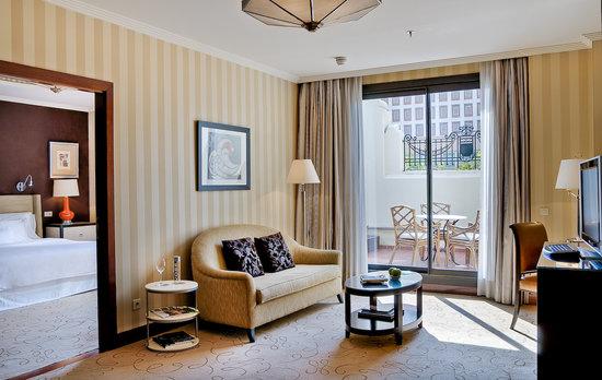 Executive Suite Con Terraza Hotel The Westin Valencia
