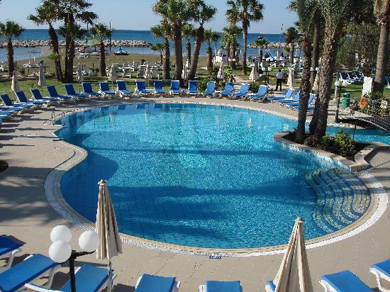 Nice Swimming Pool One Of Many Picture Of Golden Bay Beach Hotel Pyla Tripadvisor