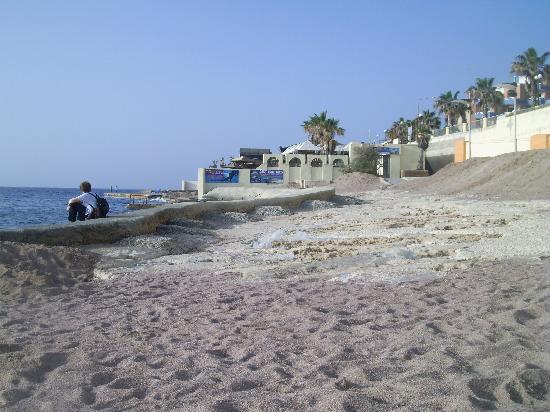 Dolmen Resort Hotel: the beach