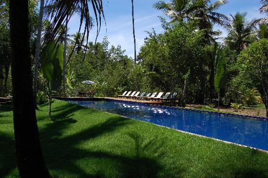 Hotel Vila dos Orixas: LA PISCINA