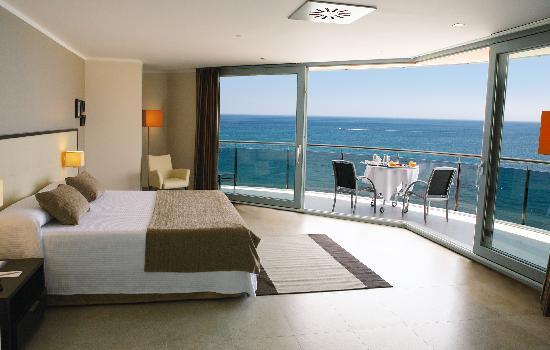 Gran hotel sol y mar calpe provincia de alicante for Hoteles en calpe playa