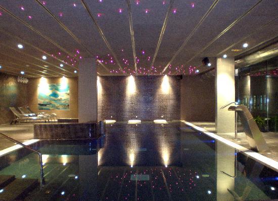 Gran Hotel Sol y Mar: spa