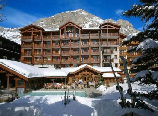 Hotel le blizzard france savoie reviews photos for Hotels val d isere