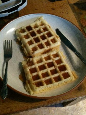 Salida, CO: Free waffles in the morning