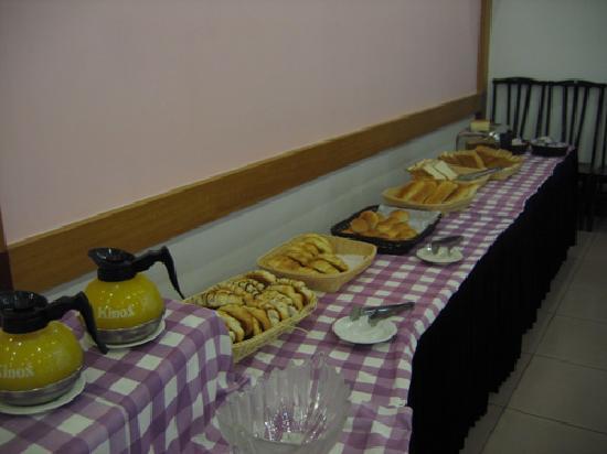 سوبر 8 هوتل بيجينج زيدان: Complimentary Breakfast