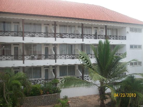Accra African Royal Beach Hotel