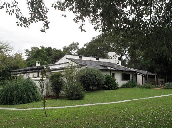 Casa Hernandez: The casa from the garden