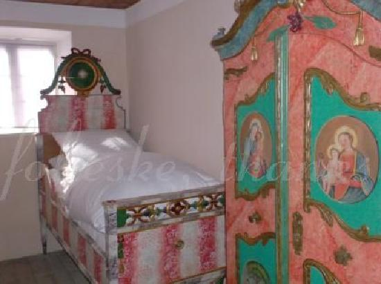 Freilchtmuseum Glentleiten: bedroom