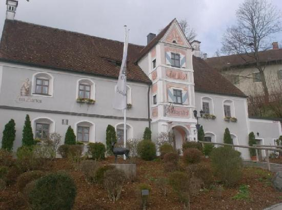 Klostergasthof Andechs: the guesthouse