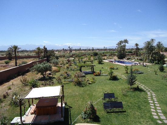 Le jardin int rieur picture of le bled de gre marrakech for Le jardin interieur