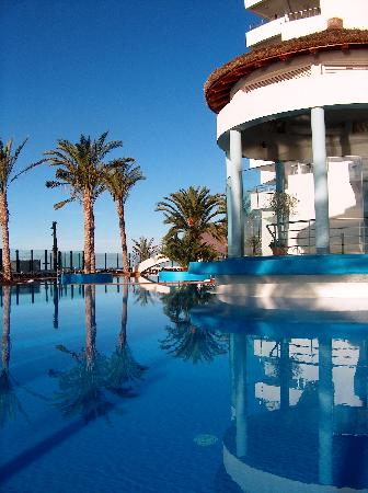 Pestana Grand: Pool view