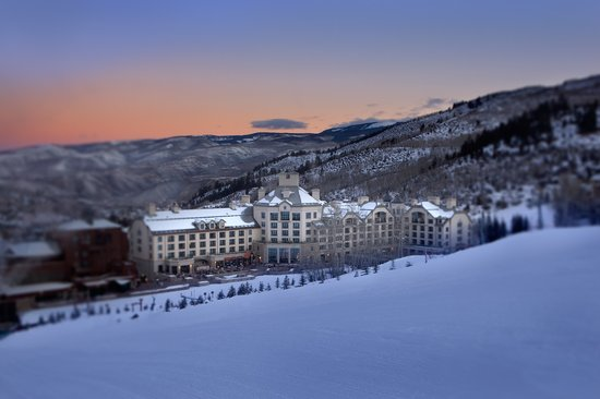 Park Hyatt Beaver Creek Resort and Spa : Park Hyatt in the Winter