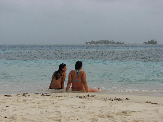 Islas San Blas, Panamá: Disfrutando