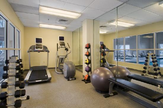 Homewood Suites by Hilton Salt Lake City-Midvale/Sandy: Exercise Room