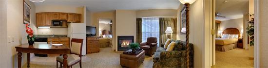 Homewood Suites by Hilton Salt Lake City-Midvale/Sandy: Two bedroom