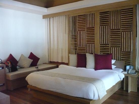 Ao Prao Resort: Beach front room