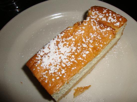 Frankies Spuntino 17 : cheesecake